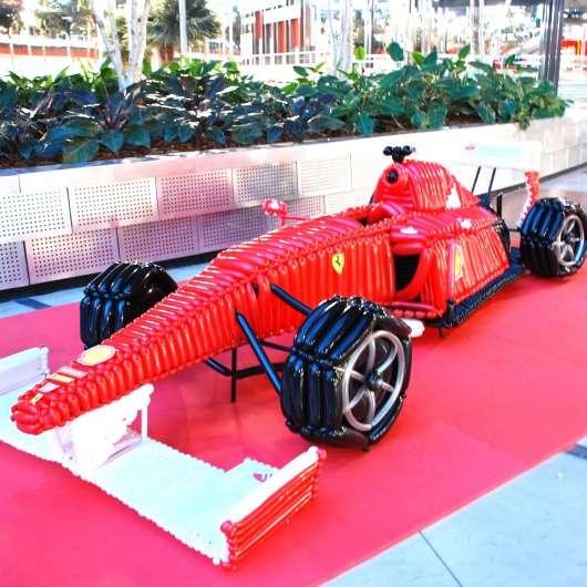 OddPost SPEED WEEK Ferrari World