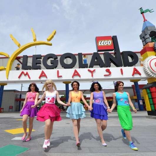 OddPost LEGO FRIENDS Legoland Malaysia
